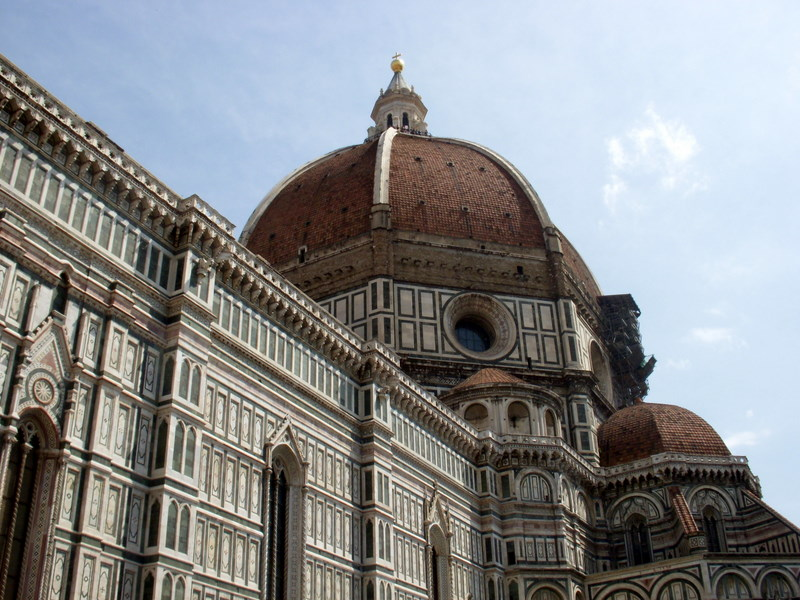 The Florence Duomo